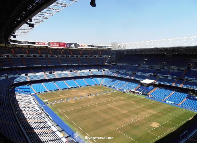 Tour del Hogar del Real Madrid:  Bernabéu