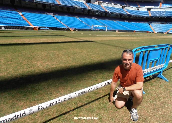 Espana, tour, futbol, deportes, Real Madrid, Bernabéu, fotos, viaje, turismo, ilivetotravel