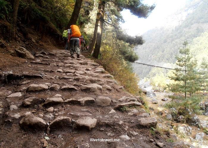 Namche Bazaar, Nepal, Everest, Base Camp, Himalayas, trail, route, nature, outdoors, adventure, hiking, trekking