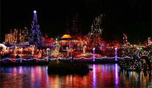 VanDusen Botanical Garden – Festival of Lights