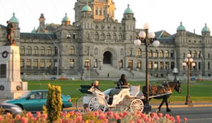Travel Photos: Victoria, British Columbia