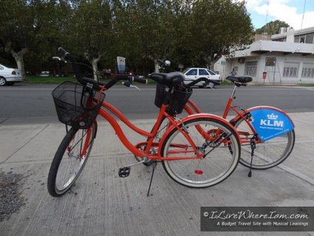 Bicycles from La Bicicleta Naranja