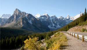 Travel Photos: Banff and Jasper National Parks