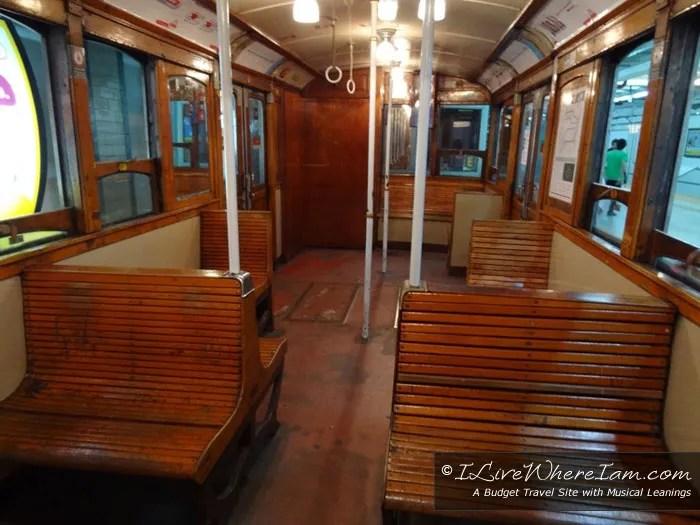 Linea A Subway Car 1