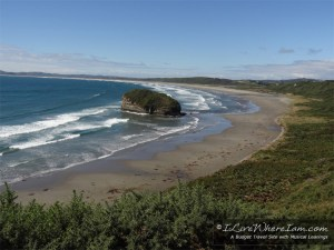 Beach on Isla Grande de Chiloé