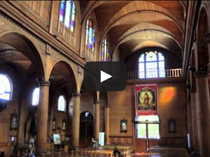 Travel Video: Church of San Francisco, Castro, Chile