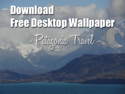 Free Desktop Wallpaper - Torres del Paine