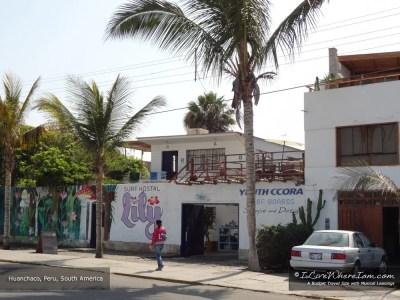 Surf Hostel Meri & Surfing School