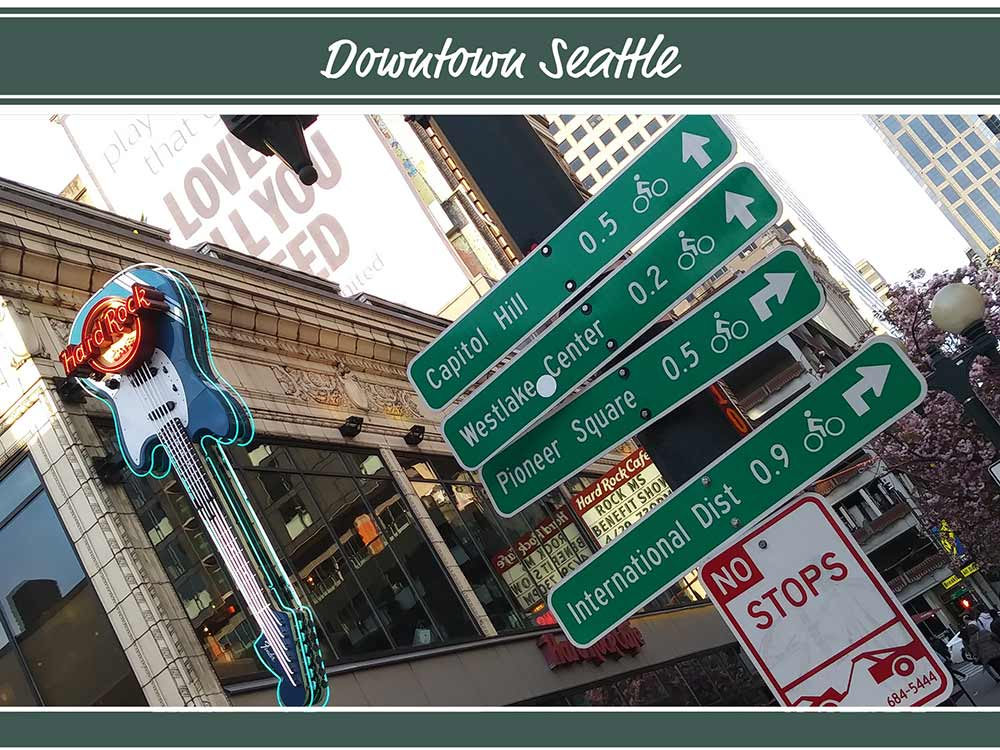 Downtown Seattle section