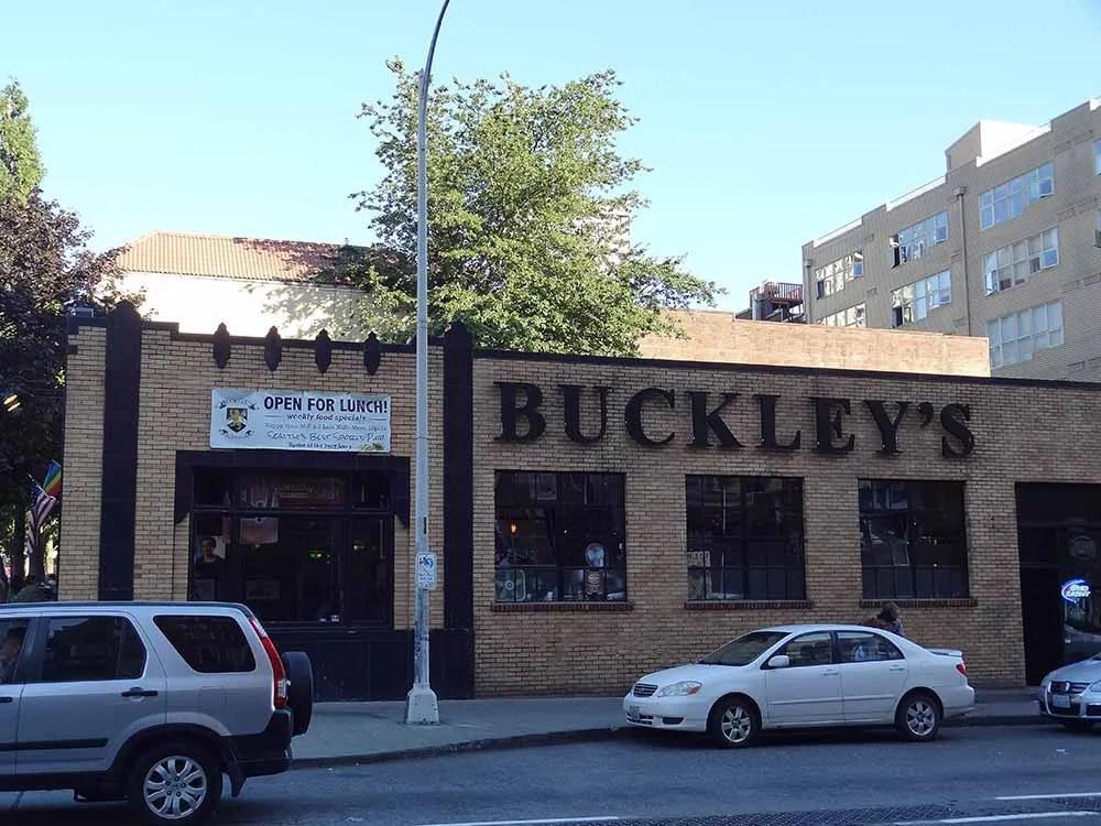 Buckley's in Belltown