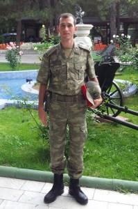Afyonkarahisar Ordu Evi, Sancak Subayı