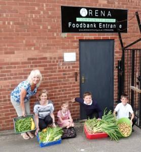 Arena Food Bank