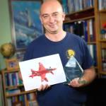 Local Journalist Wins Prestigious Award