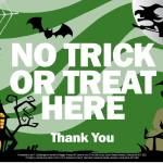 2016 Halloween Safety Cards
