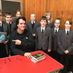 Author Talks to Students from Ormiston Ilkeston Enterprise Academy
