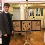 Stunning artwork created by students at Ormiston Ilkeston Enterprise Academy