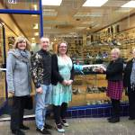 Ilkeston Shoppers can now see Shoes on Bath Street