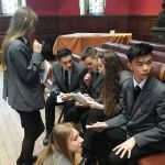 Ormiston Ilkeston Enterprise Academy take part in debating competition at Oxford