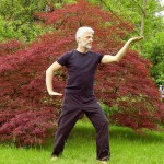 Tai Chi in the great outdoors
