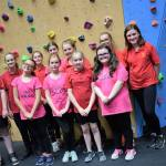 Erewash secondary schools celebrate national campaign for females to take up sport