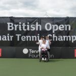 Three Derbyshire youngsters have achieved success at the British Open Wheelchair…