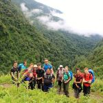 Teaching, volunteer work and a trek were just some of the activities experienced…