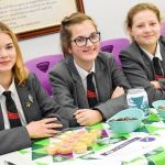 A bake-off competition and coffee morning held by staff and students at Ormiston…