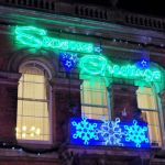 Ilkeston Christmas Lights switch-on…