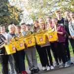 Students at Ormiston Ilkeston Enterprise Academy have raised more than £800 for …