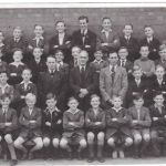 Gladstone School Choir from 1950