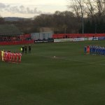 Big game for Ilkeston today against Walsall Wood.  About to kick off….