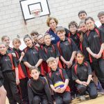 Students at Ormiston Ilkeston Enterprise Academy were inspired by an Olympic ath…
