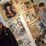 Students at Ormiston Ilkeston Enterprise Academy showcased their stunning GCSE A…