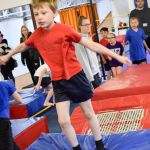 Festivals organised by Erewash Valley Gymnastics Club proved to be a big hit wit…