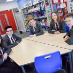 Five students have been appointed as anti-stigma champions at Ormiston Ilkeston …