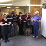 Cafe is blessedA big thank you to Bishop Jan for blessing the new cafe at the ce…