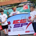 It was game, set and match for primary pupils who took part in a tennis tourname…