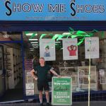 Show Me Clarks! Ilkeston Shoe Shop Bags Clark's Shoe Contract. …