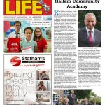 Ilkeston Life August edition should arrive tomorrow (Thursday 26th July).