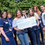 Students at Ormiston Ilkeston Enterprise Academy raised £500 for the medical ass…