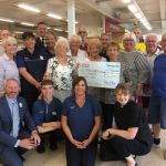 The Tesco Bags of Help winners for May/June were in the Ilkeston Tesco store tod…