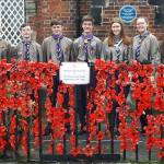 Voyager Explorer Scout Unit and 10th Ilkeston Scout Group pruduced this beautifu…
