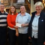 The 5th Ilkeston Rainbows have received a cheque for £250 from Ilkeston Rotary C…