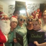 The whole team at Haddon House Care Home in Ilkeston put on their very own 'Mupp…