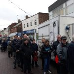 Big response to trees giveaway in Long Eaton.  It's Ilkeston's turn tomorrow (Th…