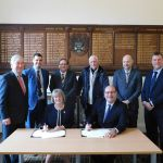 Parkwood take over leisure services in ErewashContract signing signals new leisu…