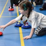 Pupils of all abilities were given the opportunity to try out inclusive sports a…