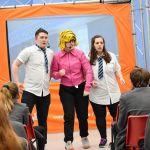 Students at Ormiston Ilkeston Enterprise Academy were urged to make a pledge to …