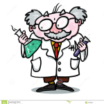 Go mad for science!           …