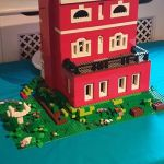 Erewash Museum made from Lego bricksHave you seen our lego model of the museum o…
